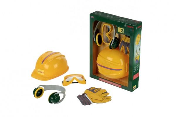 Bauarbeiter Set, 4tlg