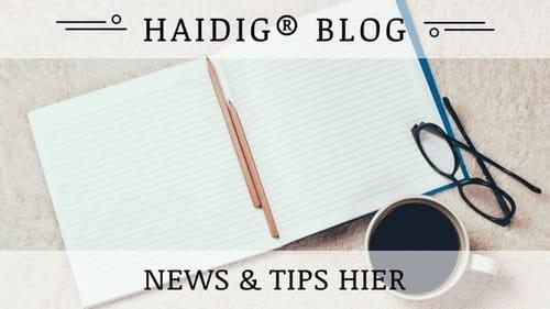 Haidig Blog