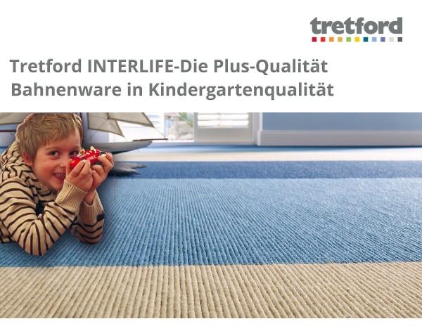 Tretford-Teppich-stark
