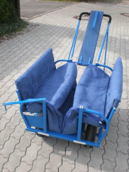 Fußsack für Krippen-Ausflugswagen 2-teilig