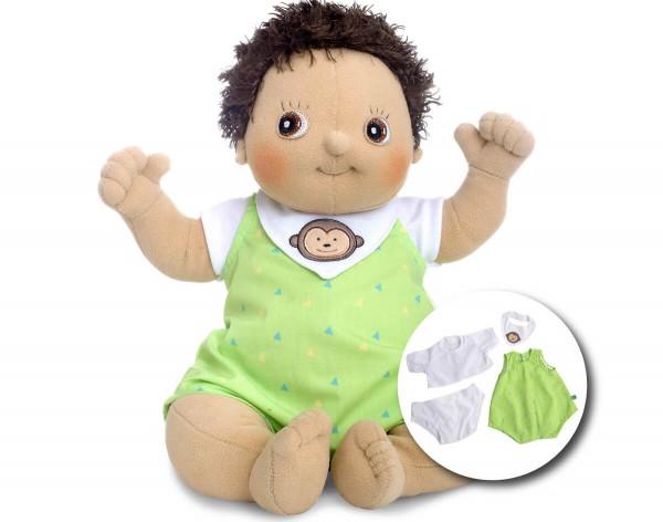 Rubens-Barn-Stoffpuppe-Baby-Max