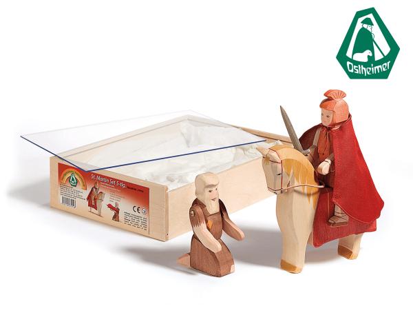 Ostheimer St. Martin Set in einer Holzbox