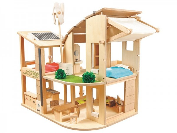 Oeko-Puppenhaus