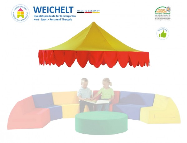 Blumenbaldachin-für-Sitzecken-im-Kindergarten