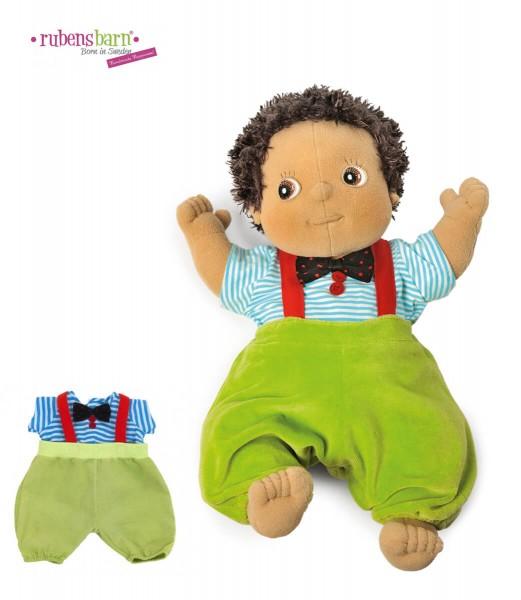 Rubens Barn Puppenkleidung Anzug