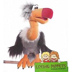 Living-Puppets-Handpuppe-geier