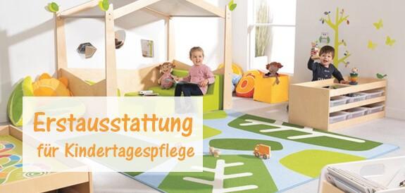 Erstausstattung für Kindertagespflege