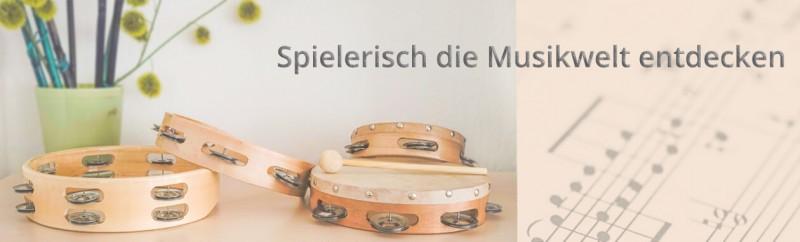 Musikinstrumente_Trommeln_Tamburine