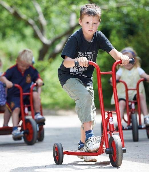 Dreirad-Kinderroller