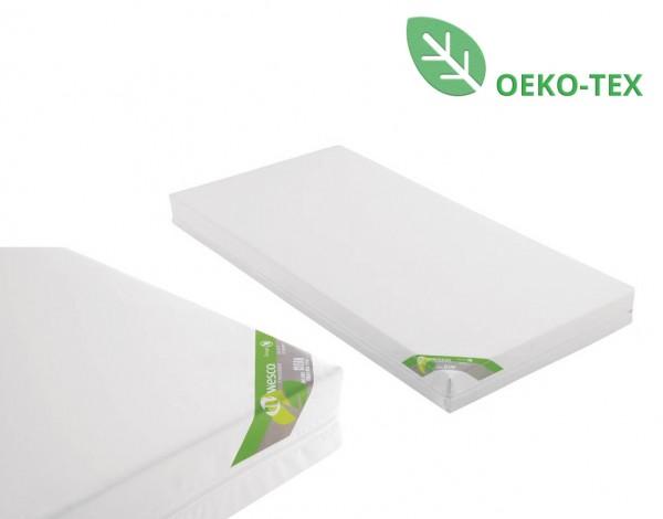 Anti-Allergische Matratze für Krippenbett, 120 x 60 cm