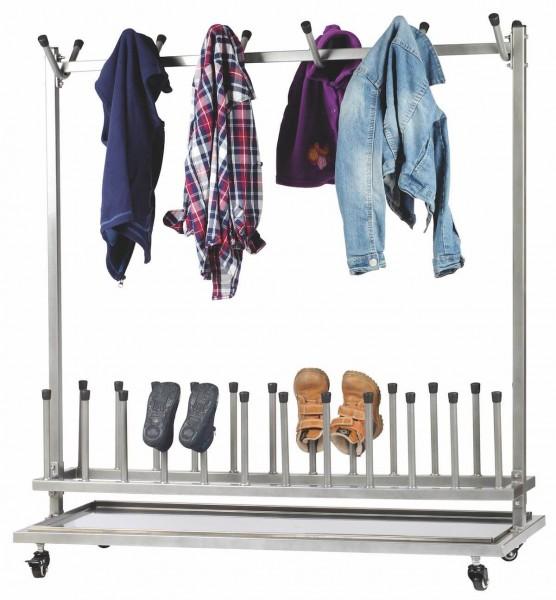Garderobenwagen-haidig