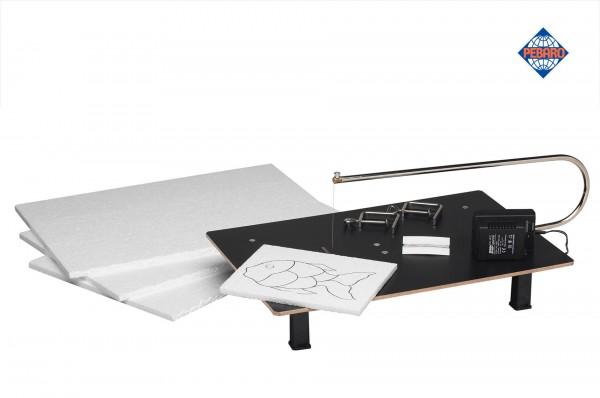 Styroporschneider Tischgerät von Pebaro