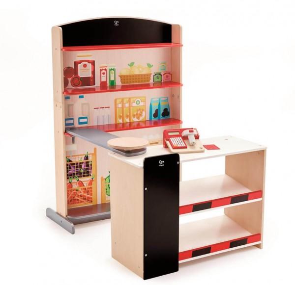 Kaufladen-mit-Kasse-und-Scanner
