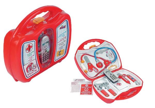 Arztkoffer mit Handy von Theo Klein