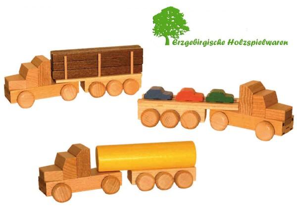 Holzspielzeug-Auto-US-Truck