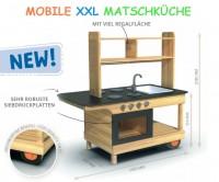 Mobile-XXL-Matschküche