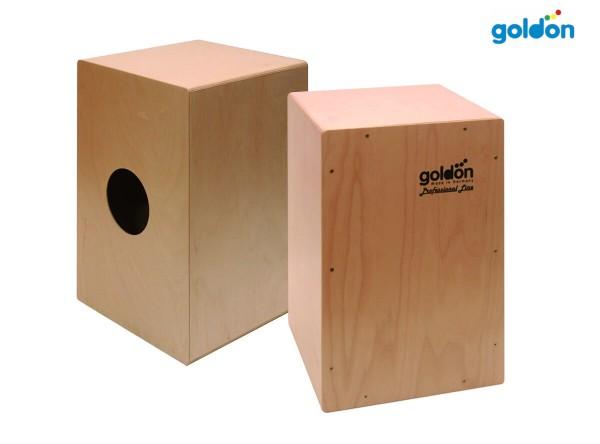 Goldon Cajon - Kistentrommel