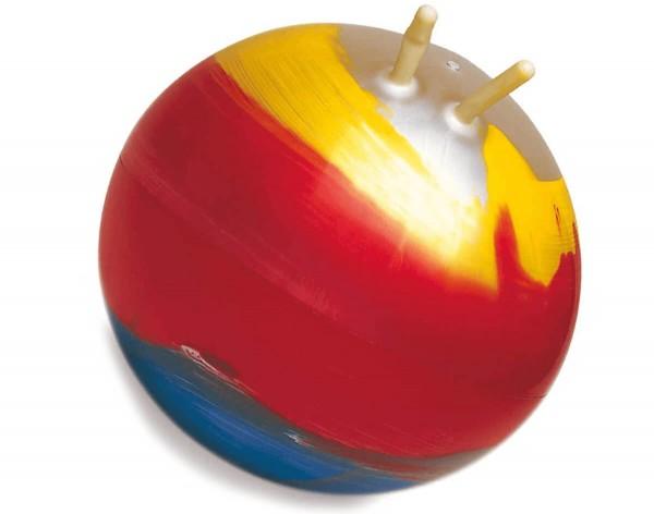 Sprungball-haidig