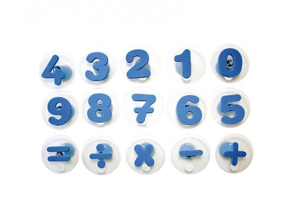 Riesenstempel-Set-Zahlen