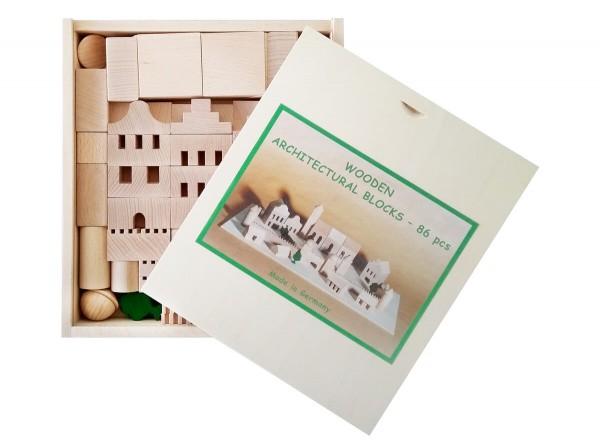 Architektur-Baukasten-aus-Holz