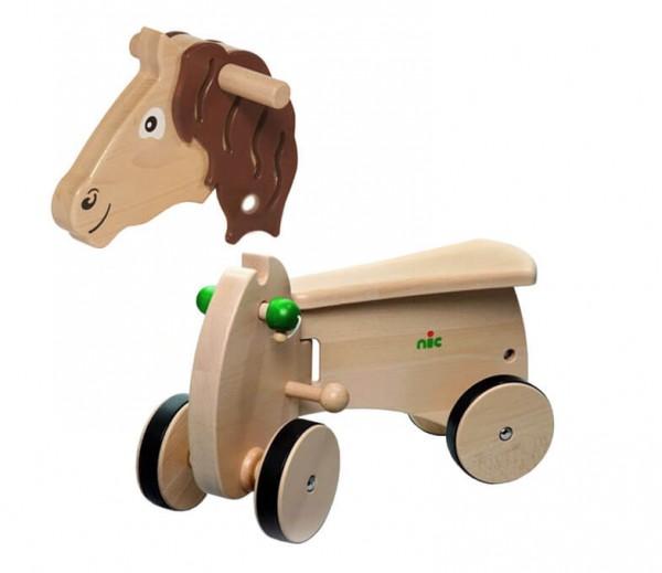 Rutschfahrzeug-Pferd