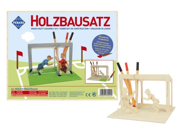 Holzbausatz-Stiftehalter