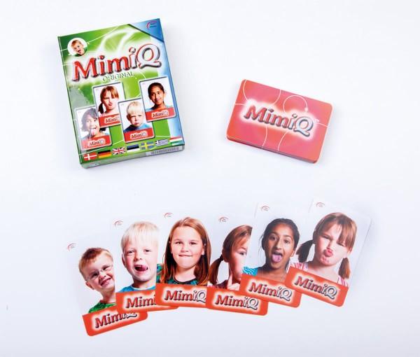 Kartenspiel zur Förderung der Mundmotorik - MimiQ