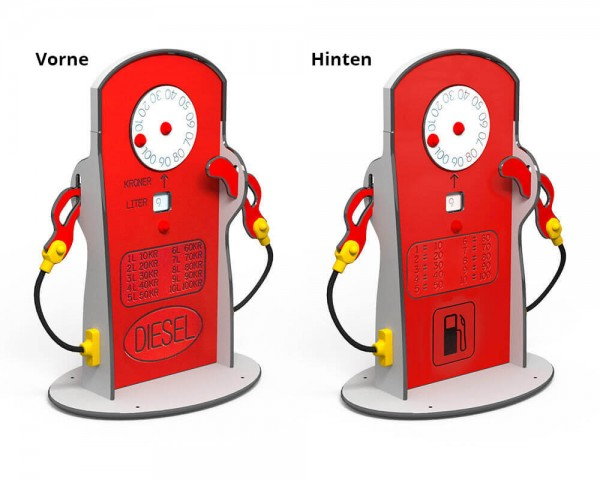 Tanksäule-Spielzeug