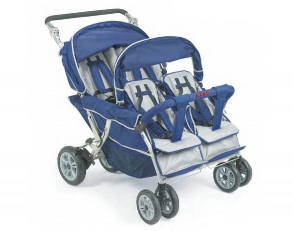 Kindersportwagen-4-Sitzer