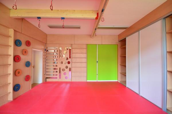 Bewegungsraum-Kindergarten