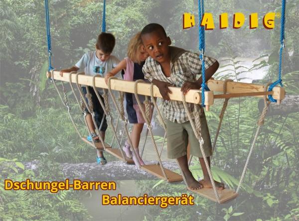 Dschungel-Barren Balanciergerät HAIDIG®