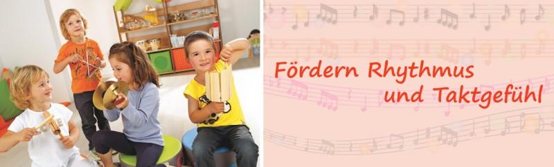 Percussionsinstrumente-Kita-Kindergarten