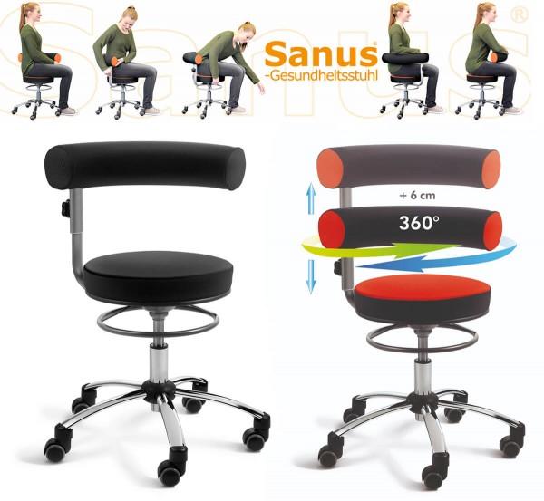 Sanus-Gesundheitsstuhl