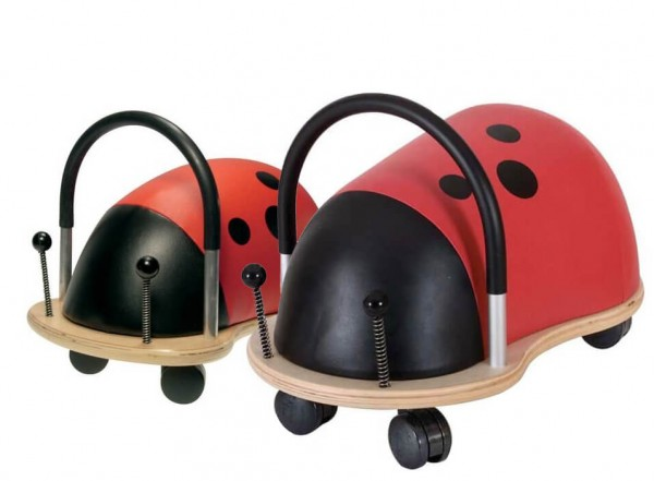 Wheely-Bug-Rutscher-Marienkäfer