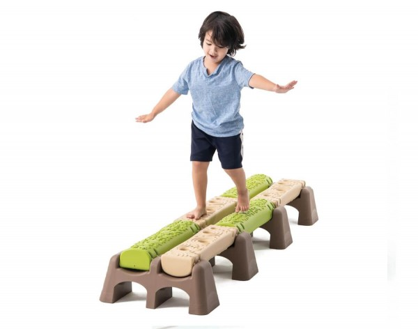"Kindergarten Balancierstrecke ""Jungle Trail"""