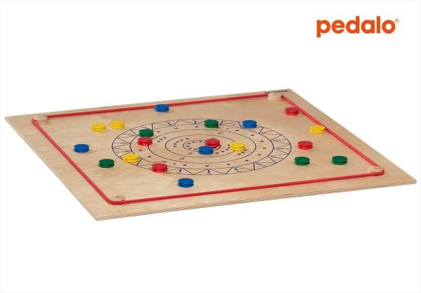 Tischcurling-von-Pedalo