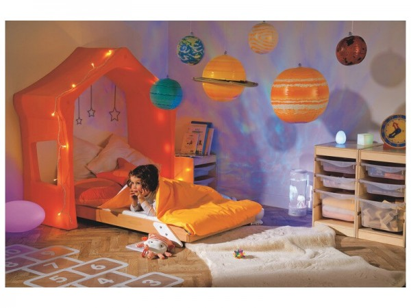 Spielhaus-orange