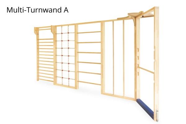 Multifunktionale-Turnwand